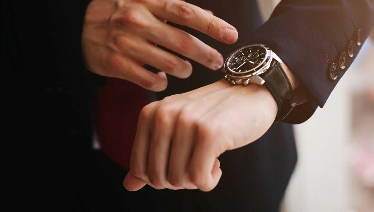 Mallas de cuero importantes para relojes importantes