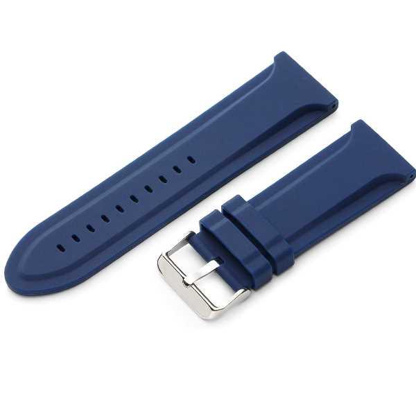 Malla de caucho siliconado para relojes sumergibles